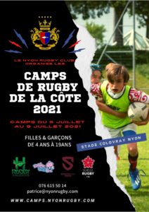 Rugby Camps Nyon